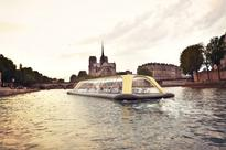 Paris To Get 65-Ft Floating Gym Boat That'll Be Powered By Commuters' Workout