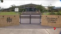 Four charged, to face court, over Queensland school bomb threat (AAP)