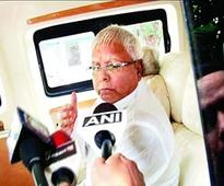 Lalu bins talks of alliance rift