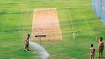 Pune stadium left high and dry