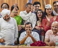 AAP MLAs disqualification: BJP hails HC order, Congress backs EC; updates