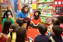 Storytelling session for kids on Param Vir Chakra awardees