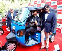 Mahindra launches e-rickshaw e-Alpha Mini at Rs 1.12 lakh