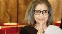 Mahatma Gandhi's granddaughter Tara Gandhi gets French honour
