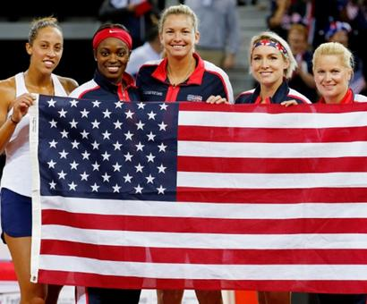Sports Shorts: Kvitova outplays Kerber to send Czechs into Fed Cup final