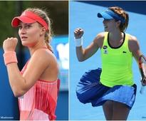 WTA's Top-Ranked Frenchwomen, Kristina Mladenovic And Aliz Cornet Latest To Partner With @USANAinc