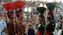 Surgical strike aftermath: Pak crowd throws stones at Indians during Beating Retreat ceremony at Wagah Border