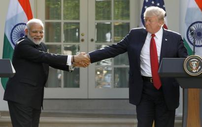 Modi's Trump Triumph