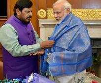 BSP will be NDA's rival in UP if Yadav feud persists, says Ramdas Athawale
