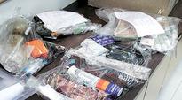 Delhi: Two Nigerians held with drugs worth Rs 2 crore in Uttam Nagar