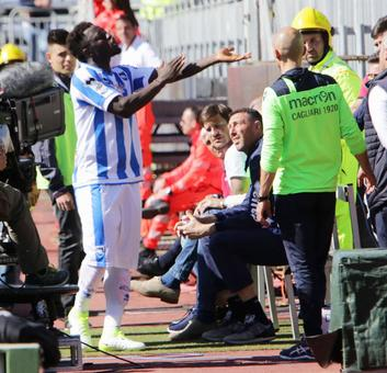 Italians and racism in sport: UN hails Pescara's Muntari for walk-off