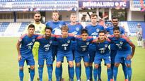 Watch: Eugeneson Lyngdoh's pile driver puts Bengaluru FC on the cusp of AFC Cup final berth