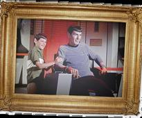 Comic-Con Interview: Adam Nimoy on His Father, and For the Love of Spock