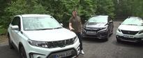 Suzuki Vitara Takes on Peugeot 2008 and Honda HR-V in Tiny SUV Review
