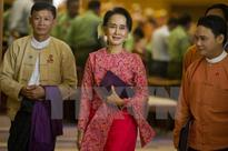 Myanmar: Union Parliament begins first session