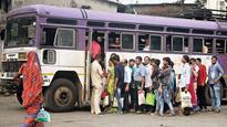 MSRTC buses back on roads after 4-day strike