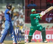India vs Pakistan, live score, Champions Trophy 2017 final, cricket live score: Amir keeps Dhawan, Yuvraj on toes