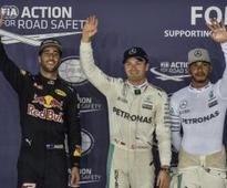 Ricciardo tips Rosberg for title success