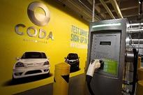 Coda's Electric Car Steers Into Trouble