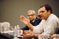 BJP less concerned about peace, tranquility: Rahul Gandhi in Singapore