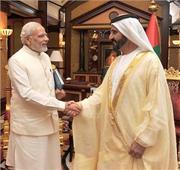 Govt Okays India-UAE Pact on Maritime