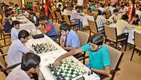 School students exhibit their prowess in chess competition