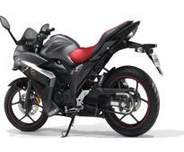 Suzuki Gixxer, Gixxer SF special edition launched