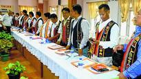 UNC039s 48 hours deadline expires October 1 midnight Tripartite talks will continue Biswajit