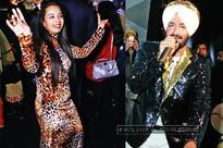 Malkit Singh performs at the World Art Dining in Delhi