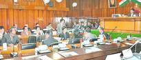 Arunachal Cong MLAs walk out of Assembly