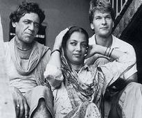 Patrick Swayze on Om Puri: 'He became the big brother I never had in real life'