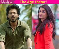Aamir Khan, Shah Rukh Khan, Aishwarya Rai Bachchan  when Bollywood actors played their actual age onscreen