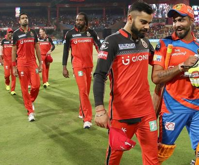 Kohli's men beaten but not out
