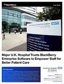 Improving Patient Care With Secure Mobile Software