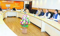 BJP names first list of candidates