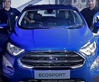 Ford Launches Facelift EcoSport compact SUV At Rs 7.31 Lakh