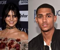 Kendall Jenner and Jordan Clarkson spark romance rumours with New Year kiss