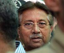 Pervez Musharraf formally indicted in Pakistan judges' detention case