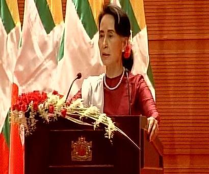 Myanmar ready to accept Rohingya refugees back: Aung San Suu Kyi