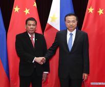 Premier Li meets Philippine president in Beijing