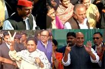 VIPs who got inked in third phase of UP elections