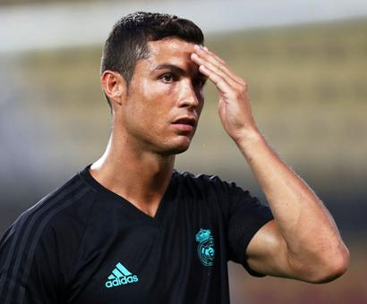 Football Briefs: Rested Ronaldo ready for United in European Super Cup