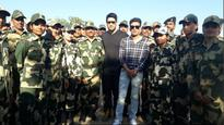 Army Day| 'Aiyaary' actors Sidharth Malhotra & Manoj Bajpayee pay tribute to Jawans