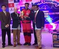 India Yamaha Motor bags WTGP title 2nd time in a row