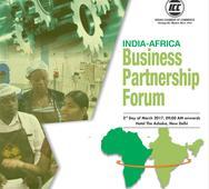 INDIA-AFRICA Business Partnership Forum