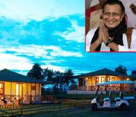 Mithun Chakraborty Owns These Luxurious Hotels in India! See Inside Pics