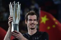 Andy Murray wins Shanghai Masters to close in on Novak Djokovic's top rank