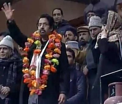 On Mufti's first death anniversary, son Tasaduq joins PDP