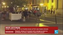 LIVE: Anti-terror police step in after truck ploughs through Bastille Day crowd in Nice, killing at least 73