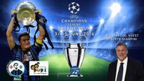 UEFA Champions League Trophy in Malta